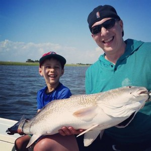 Charter fishing Charleston SC