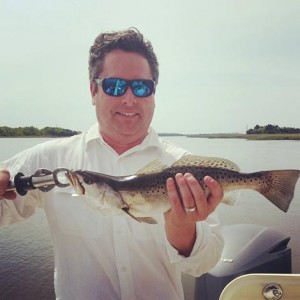 Charter fishing Charleston SC