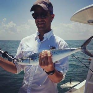 Nearshore deep sea fishing