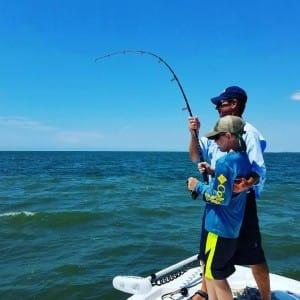 Deep Sea charter Fishing