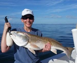 Charleston Charter fishing report for September
