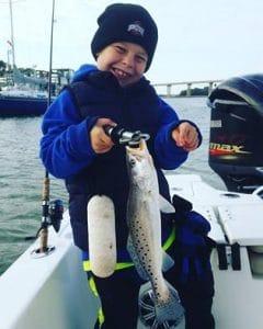 charter fishing inshore