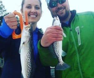 Charleston fishing staying hot during mild winter