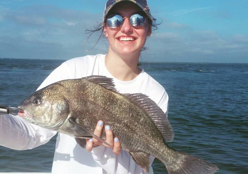 August fishing in Charleston, plenty of fish to keep you busy!