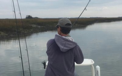 Fishing in Charleston in December? Here's what to expect!