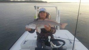 Charleston charter fishing