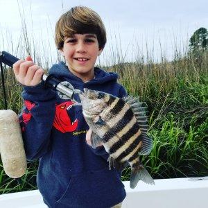 Fishing in Charleston