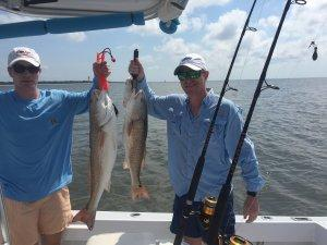 Deep Sea fishing charter