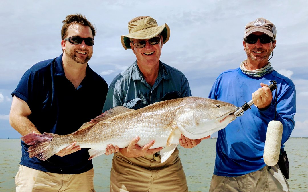Charter fishing in Charleston, October fishing forecast