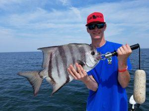 Nearshore Fishing charter