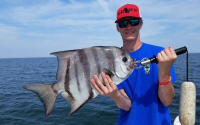 June fishing forecast for Charleston and Folly Beach