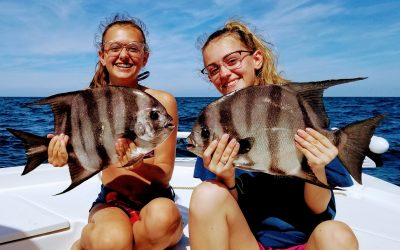July Charter fishing report for Charleston and Folly Beach
