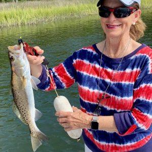 Charleston inshore Fishing