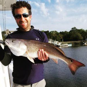 Charleston fishing charter