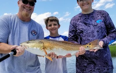 Charleston and Folly Beach fishing forecast for June