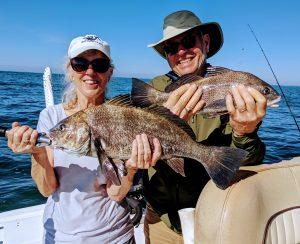 Charter fishing in Charleston and Folly Beach