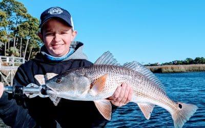 Charleston and Folly Beach fishing report, February 2021