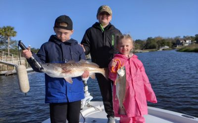 Charleston and Folly Beach fishing forecast for April 2021