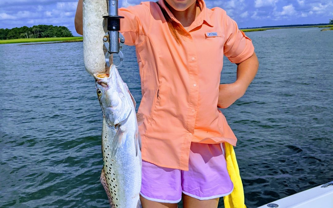 Fishing forecast for Folly Beach and Charleston
